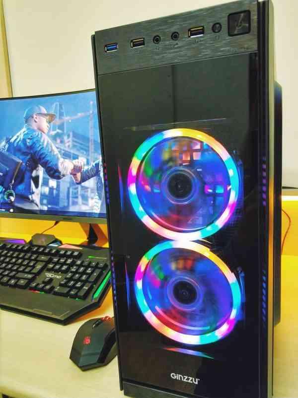 Игровой i5-2400 SSD RX480