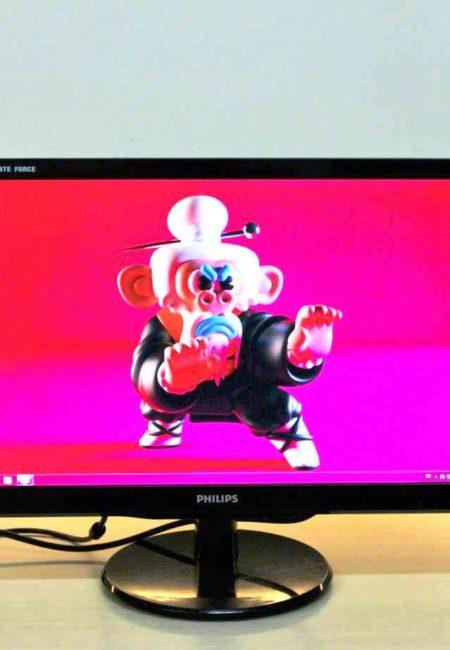 Отличный монитор Philips 22' full HD