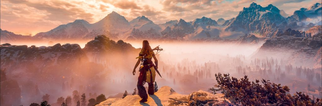 игра Horizon Zero Dawn для ПК